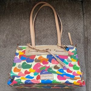 Dooney and Bourke Wonderduck Purse